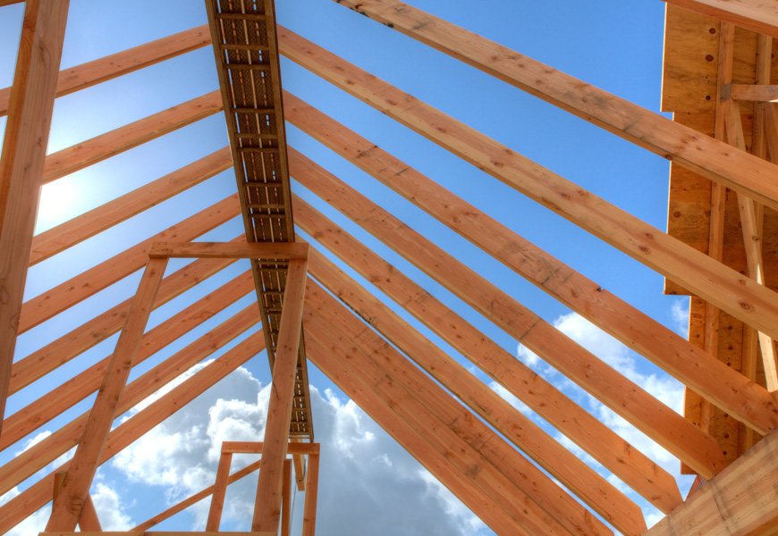 town-and-country-construction-new-build-roof-timbers